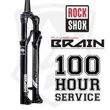 Rockshox (Specialized) Brain onderhoud